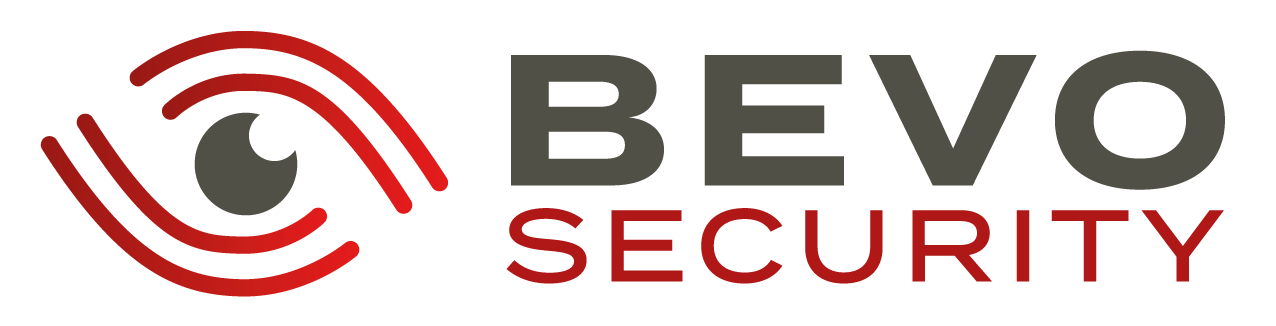Bevo security logo